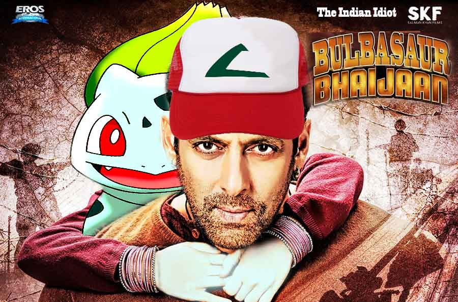 Pokemon India Bollywood