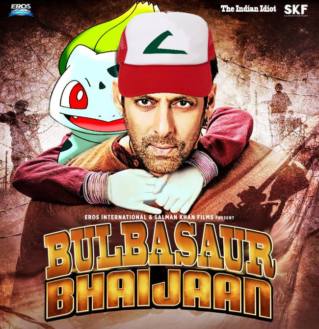 Bollywood Pokemon India