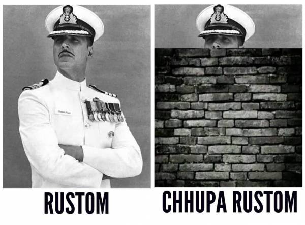 Rustom movie review reaction twitter