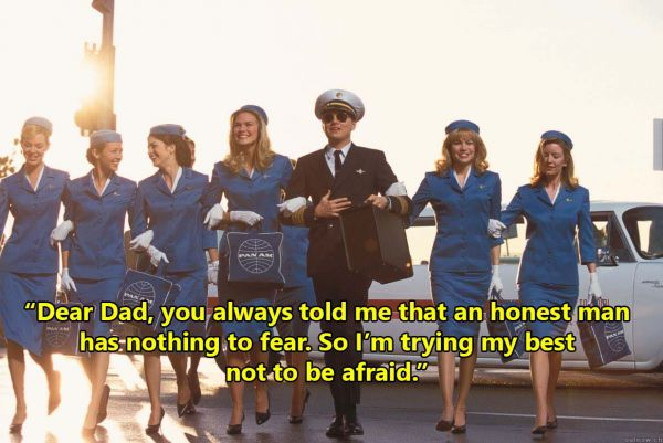 Catch Me If You Can Quote Quote Number 614606 Picture Quotes