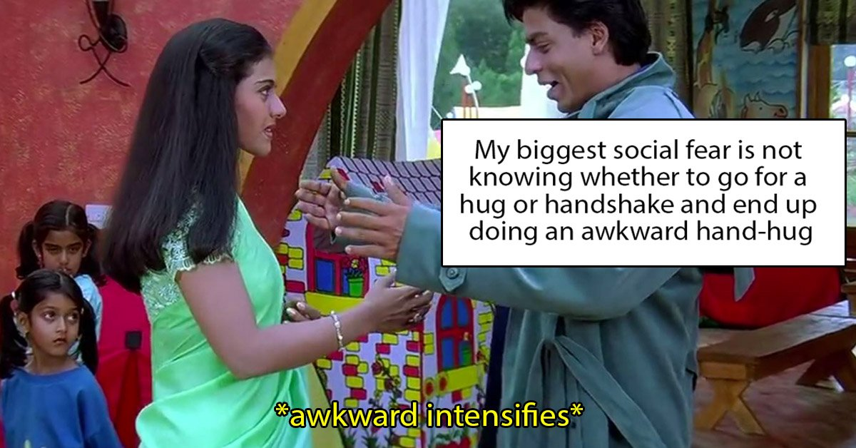 awkward people struggle in india