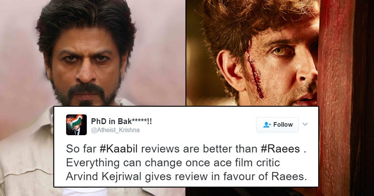 Raees vs Kabil twitter battle review audience