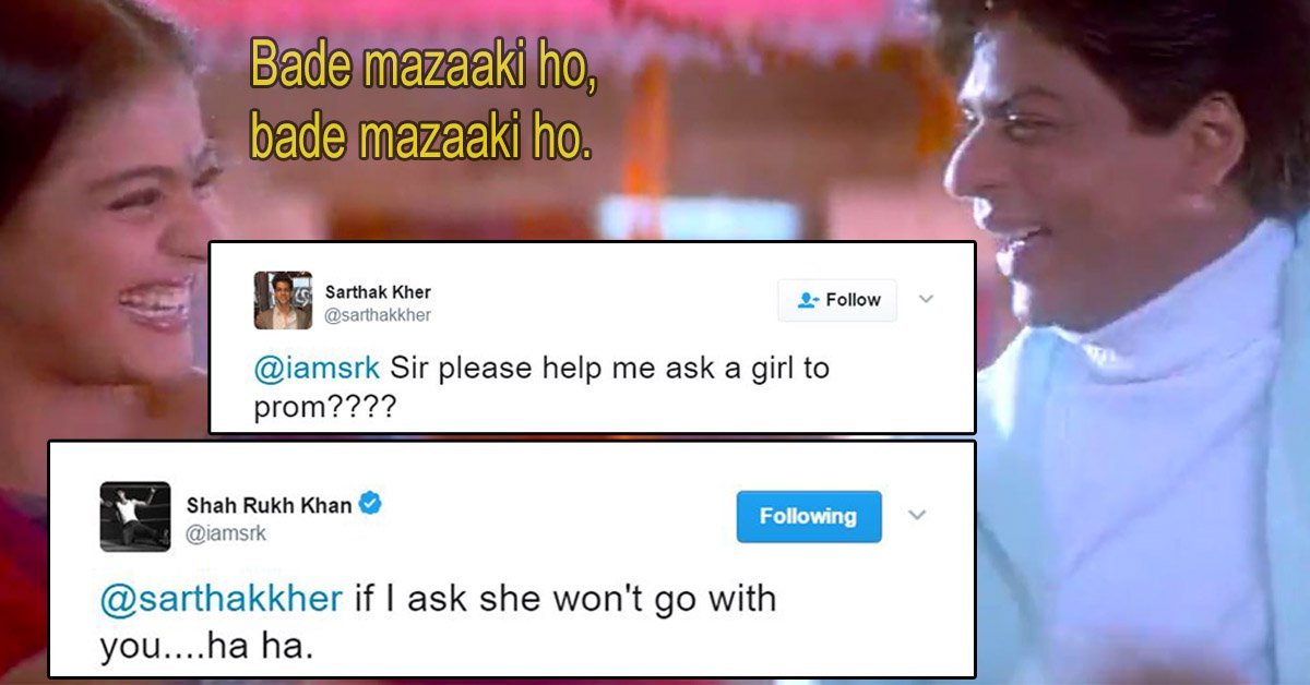 15 Funniest Replies By Shahrukh Khan From His #AskSrk