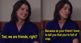 Reasons Why Everyone Needs To Have A Friend Like Robin Scherbatsky