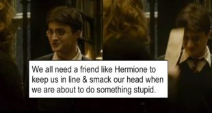 Why We All Need A Friend Like Hermione In Our Life