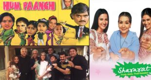 Shararat, Sarabhai vs Sarabhai & Now 'Hum Paanch' Is Also Making A Comeback