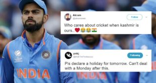How Indians Are Reacting On Twitter After Champions Trophy Final