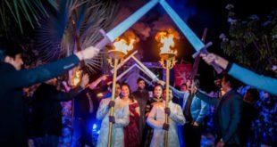 This Couple Pulled A Game Of Thrones Themed Sangeet & It's Fkn Beautiful!