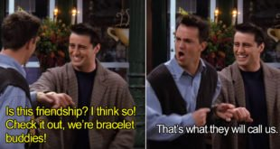 We All Have A Friend Like Joey Tribbiani From 'Friends'