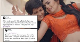 Pehredaar Piya Ki Went From Creepy To Creepier & People Are Mad At Sony TV