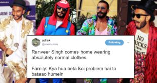 15 Hilarious Jokes About Ranveer Singh's Eccentric Fashion Sense