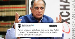 Pahlaj Nihalani Finally Sacked As Censor Board Chief