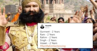 Jokes People Have Already Made About Gurmeet Ram Rahim's Sentence