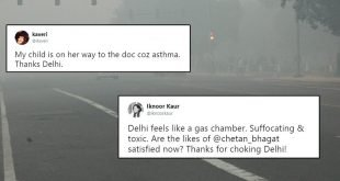 Delhiites Successfully Rebelled Against #CrackerBan & Now They Are Choking On Victory