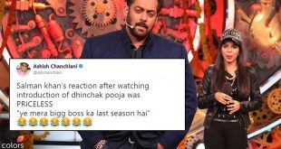 Dhinchak Pooja Enters Bigg Boss House & Everyone Is Doing A Major Facepalm!