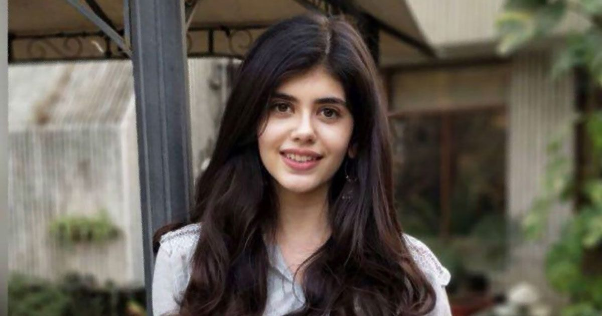 Sanjana Sanghi The Fault In Our Stars