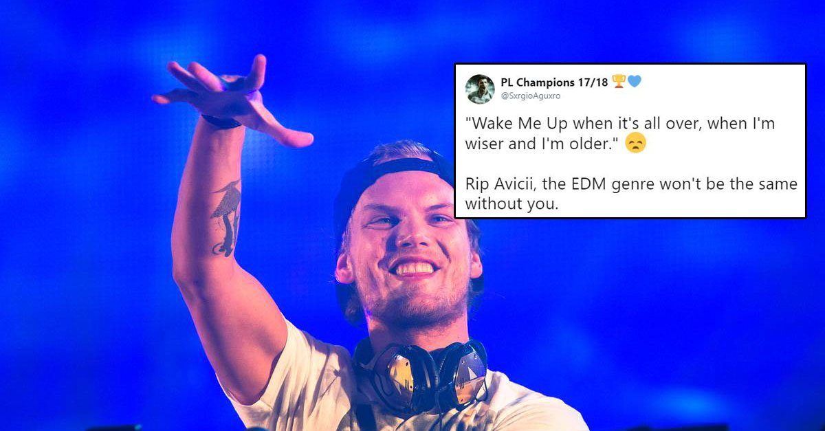 Avicii, EDM Producer And DJ, Passes Away At The Age Of 28