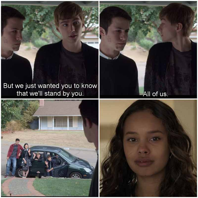 Best Scenes Moments And Quotes From 13 Reasons Why Season 2