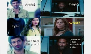 Aashiqui and a star is born similarity