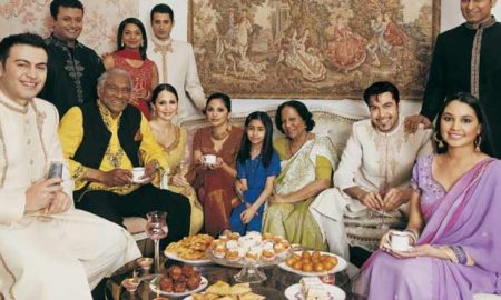 Indian family gatherings